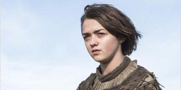 Maisie Williams dans «Game of Thrones»: un fan confond l'actrice avec son sosie