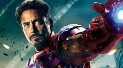 Son armure Hulkbuster d'Iron Man est impressionnante