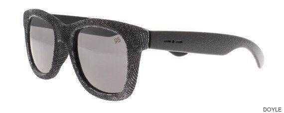 Une collection de lunettes rock pour Geneviève