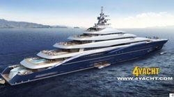 Découvrez le plus gros yacht au