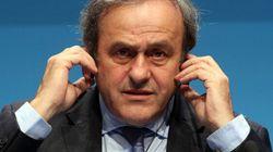 Platini : «Je lui ai demandé de démissionner