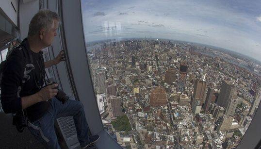 Pénétrez dans le nouvel observatoire du World Trade Center
