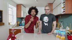 «Les recettes pompettes» parodiées pour le Web