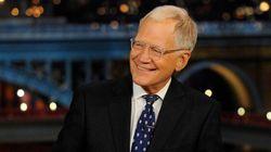 David Letterman tire sa révérence entouré de vedettes... et d'anciens