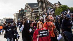 Nouvelles manifestations après la mort d'un jeune noir à