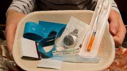 Québec autorise le projet de services d'injection supervisée de
