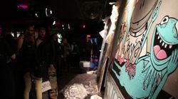 Les Beaux Dégâts: l'art de rue