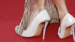 Talons hauts sur le tapis rouge: le festival de Cannes
