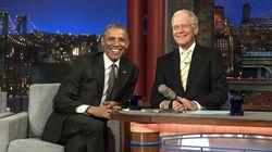 Revoyez les meilleurs moments de David Letterman au «Late