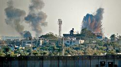 Près de 200 roquettes tirées depuis Gaza sur
