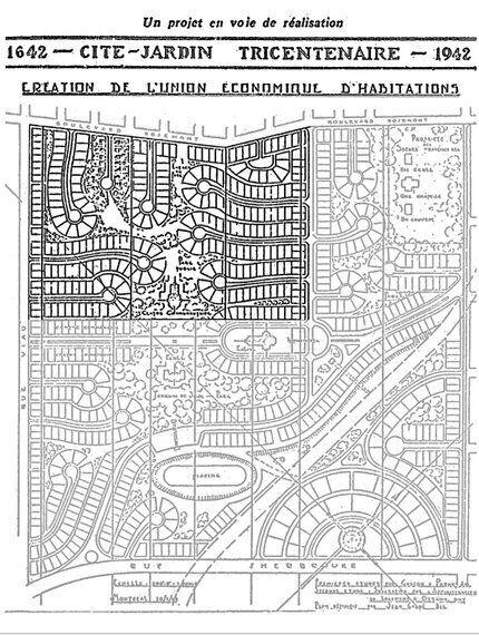 La Cité-Jardin du Tricentenaire de