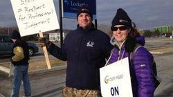 Ontario: jour J dans le monde de