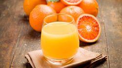 Santé Canada révise la recommandation du jus dans le Guide alimentaire