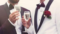 60% des Américains en faveur du mariage