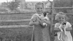 Le Québec de 1950 vu par la photojournaliste américaine Lida