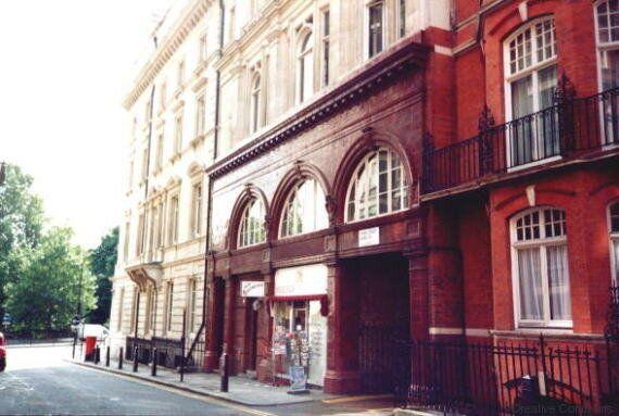 Métro à Londres: Une station inutilisée de 400 m² à louer en plein cœur de la capitale