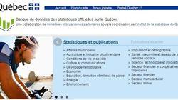Québec «mal à l'aise» avec la fermeture de la banque de données de l'Institut de la statistique
