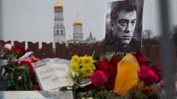 Obsèques de l'opposant russe Boris Nemtsov
