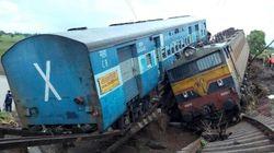 Inde: le déraillement de deux trains fait 27 morts