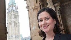 Christine Poirier, la libérale qui veut conquérir