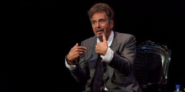 «Une soirée avec Al Pacino»