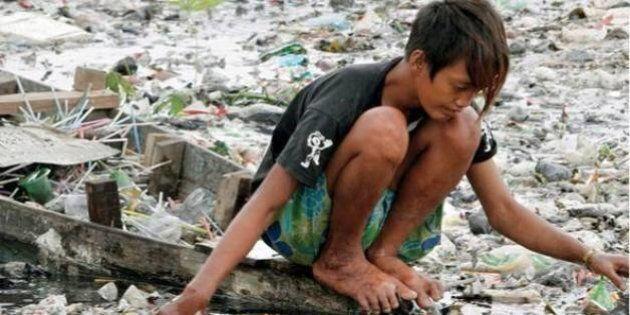 PlasticBank, une entreprise qui paye des personnes défavorisées pour recycler du