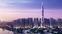 Design époustouflant du futur plus haut gratte-ciel du Vietnam