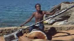 La musique de ce Malawite avec une guitare à une corde est envoutante