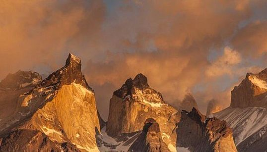 La beauté rocailleuse du Chili