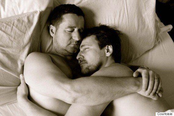 Couples imaginaires: les athlètes Etienne Boulay et David Testo réunis pour une bonne