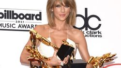 Billboard Music Awards: 8 prix pour Taylor