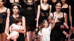Dolce & Gabbana met les mamans en vedette