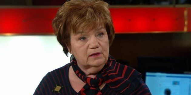 Claudette Carbonneau plaide à nouveau pour un encadrement du droit de grève