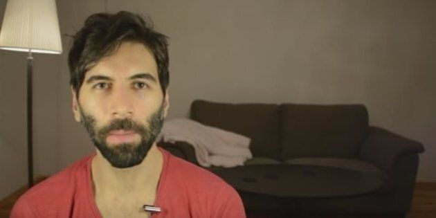 Protestation contre la venue à Montréal du blogueur Roosh V qui banalise le