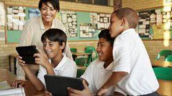 Les tablettes électroniques en classe ou les espoirs d'un remède