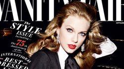 Taylor Swift joue les femmes fatales en Une du Vanity Fair