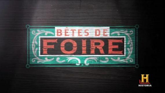 «Bêtes de foire»: la preuve qu'il existait des cirques québécois avant le Cirque du