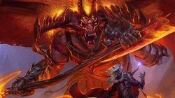 Donjons et dragons porté à
