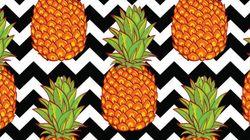 Pourquoi les imprimés ananas sont-ils si populaires?