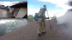Voici à quoi ressemble le quotidien d'un pompier