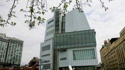 Phare sur le musée Whitney à New