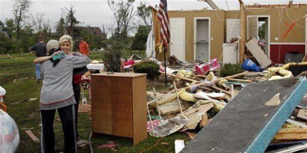 Des tornades tuent au moins 5 personnes dans le sud des