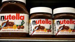 De nouvelles pâtisseries signées Nutella et Tim