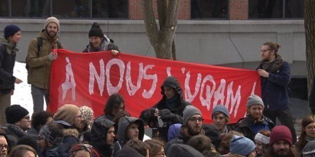 Mobilisation contre l'expulsion d'étudiants à
