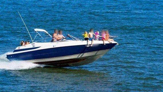 Embarcations de plaisance : une photo qui fait des
