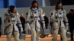 Une fusée Soyouz décolle pour la station ISS avec trois