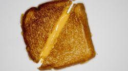 Les amoureux du grilled cheese font plus souvent l'amour, selon un