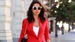 Le rouge: la couleur pour passer de l'été à l'automne en