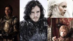 Quel personnage de Game of Thrones ferait le meilleur collègue de