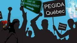 Manifestation anti-islam: l'homme derrière Pegida Québec se justifie